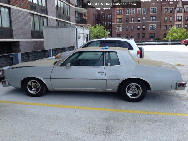 1978 Pontiac Grand Prix Base Coupe 2 - Door 4.  9l Grand Prix photo