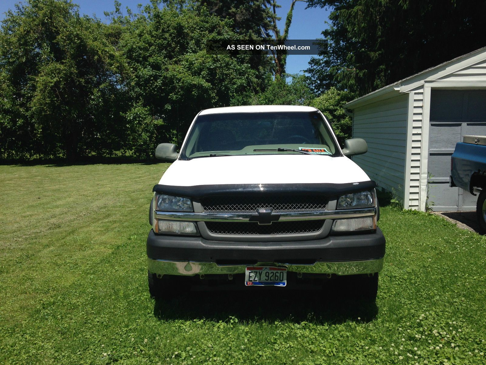 2004 Chevrolet Silverado 2500 Pick Up Truck Extended Bed Crew Cab C/K Pickup 2500 photo