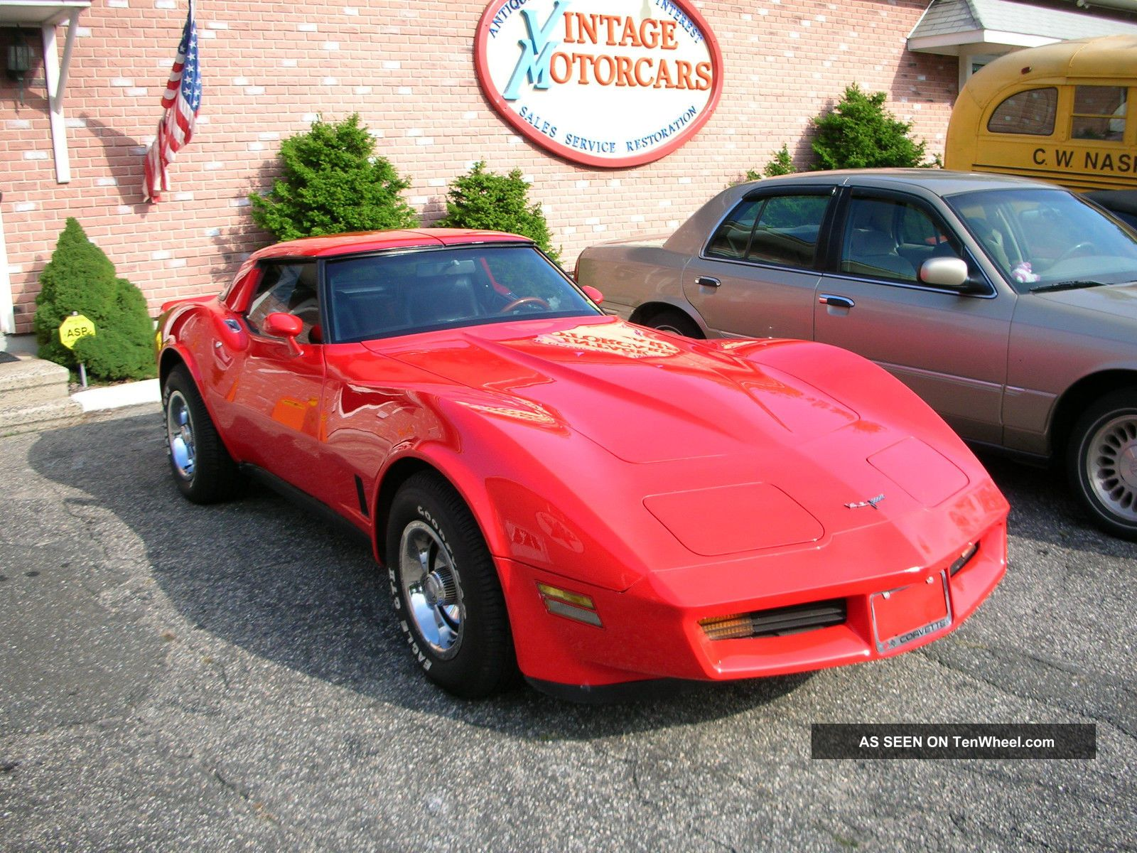 1981 Chevrolet Corvette Coupe Corvette photo