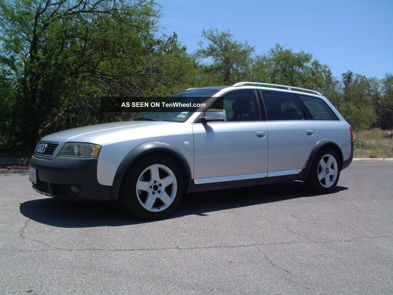 2001 Audi Allroad Quattro A6 photo