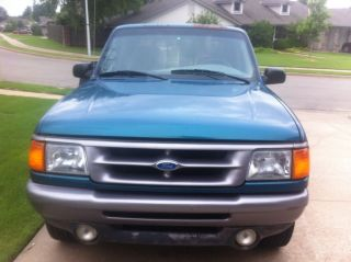 1997 Ford Ranger Stx Extended Cab Pickup 2 - Door 3.  0l V6 4x4 photo