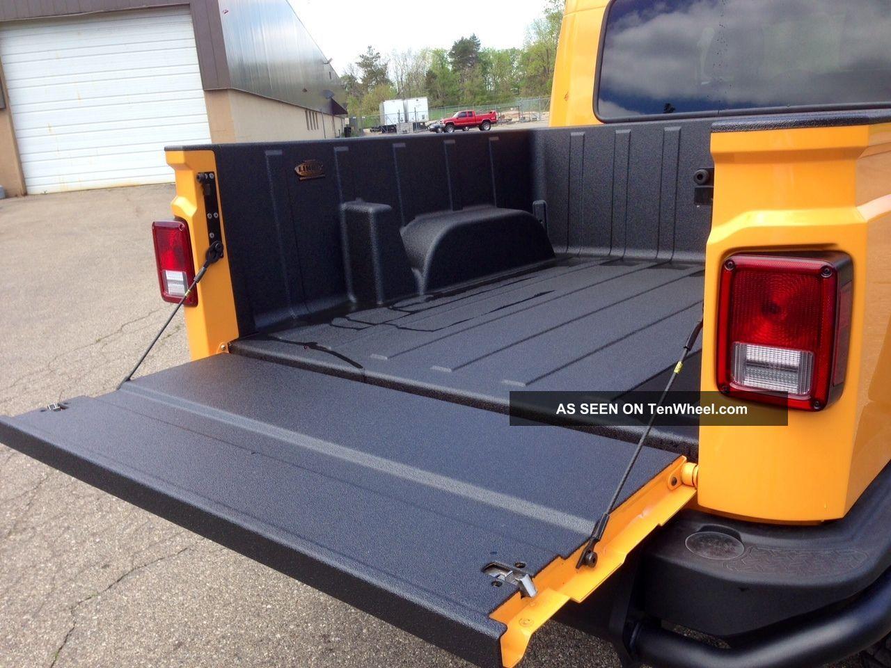 2014 Aev Jeep Brute Double Cab Quot Dozer Edition
