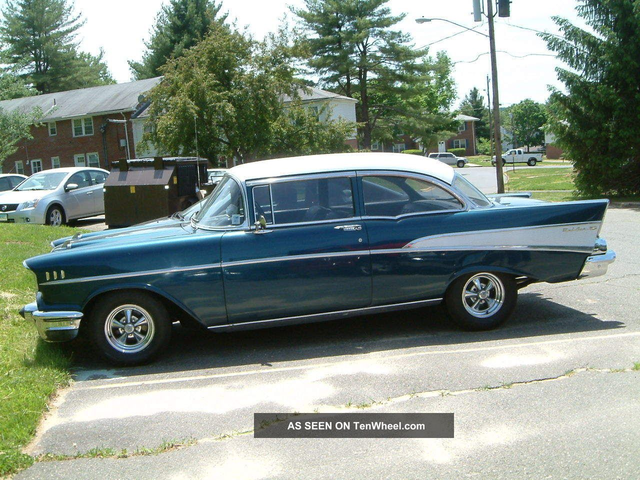 1957 Chevy Bel Air,  2 Door,  Great Deal Bel Air/150/210 photo