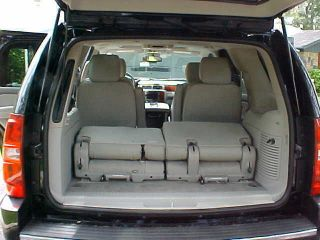 2011 Chevrolet Tahoe Ltz Sport Utility 4 - Door 5.  3l photo