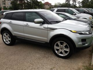 2013 Range Rover Evoque Pure photo