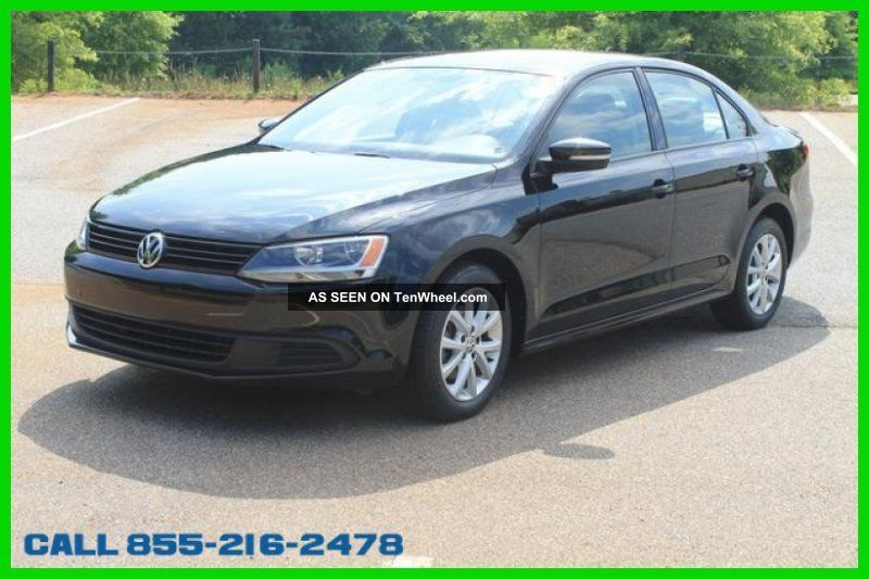 2012 2.  5l Se 2.  5l I5 20v Fwd Sedan Jetta photo