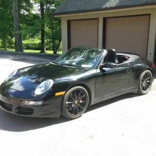 2007 Porsche 911 Carrera 4s Cabriolet photo