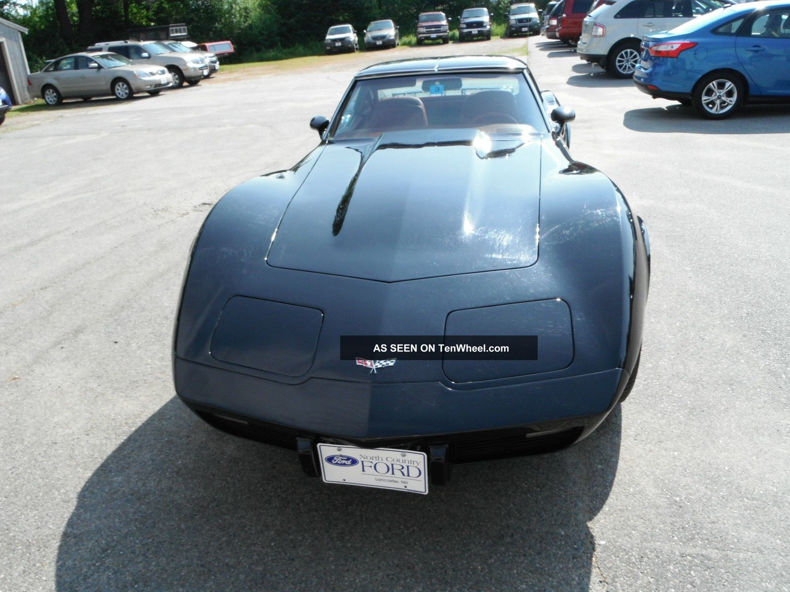 1977 Chevrolet Corvette 350 V8 4 - Speed Corvette photo