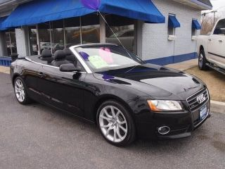 2011 Audi A5 2.  0t Quattro Premium Awd 2dr.  Convertable photo