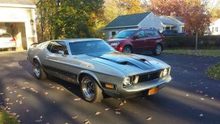 1973 Ford Mustang Mach I Fastback