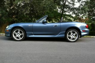 2005 Mazda Miata Convertible Automatic Transmission photo
