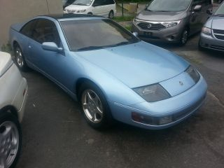 1990 Nissan 300zx Gs 2+2 3.  0l 5 Speed Manual Car T - Tops Non Turbo photo