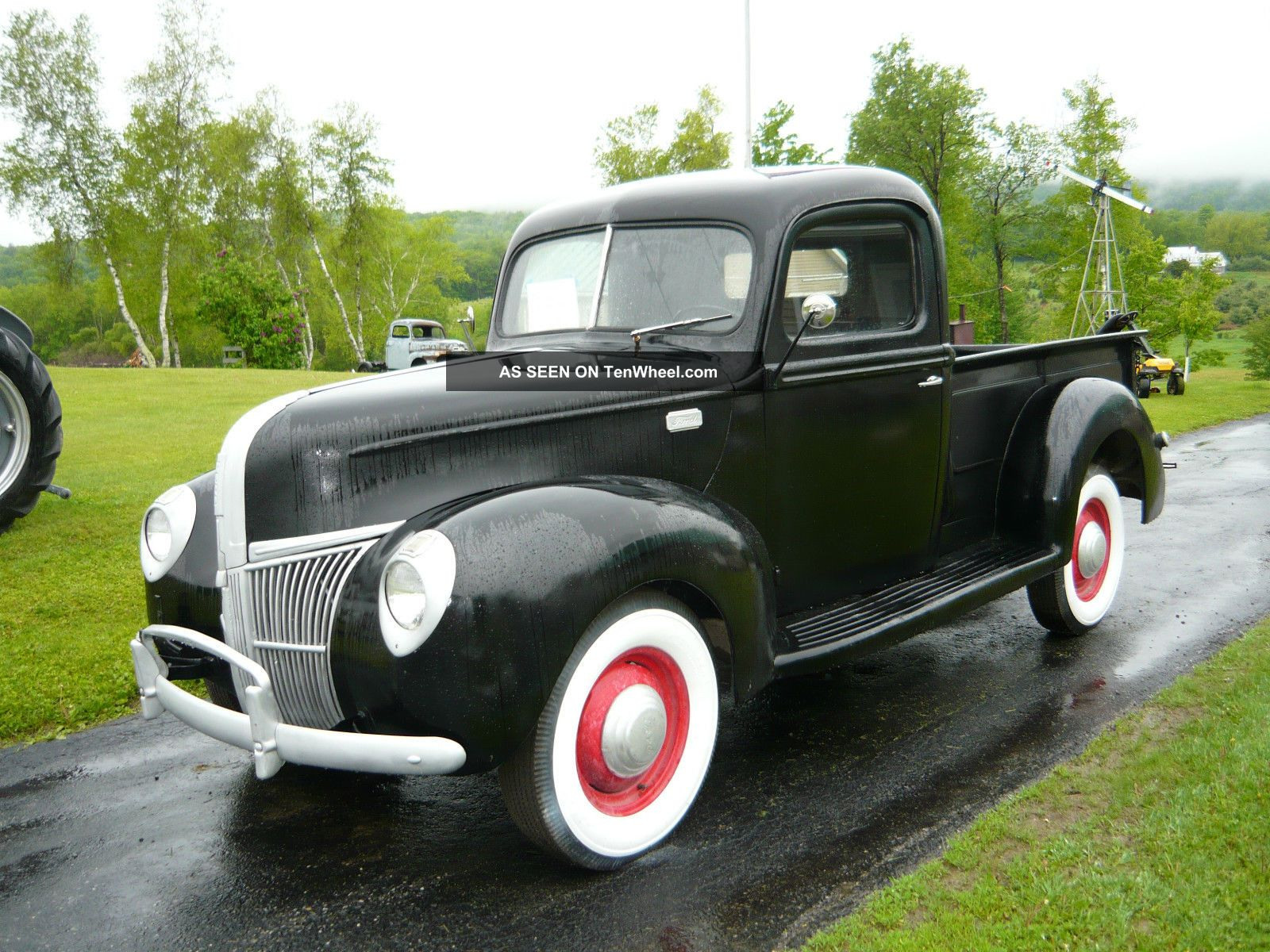 1941 ford pickup. Black Bedroom Furniture Sets. Home Design Ideas