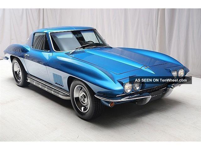 1967 Chevrolet Corvette Stingray - - 327 350hp 4 Speed. Corvette photo