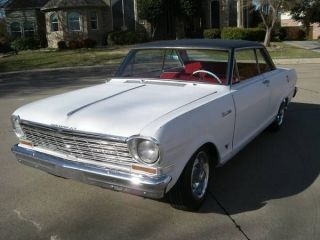 1964 Chevy Ii Nova (real) Ss,  Matching 283 V8 With Borg Warner T10 4 - Speed photo