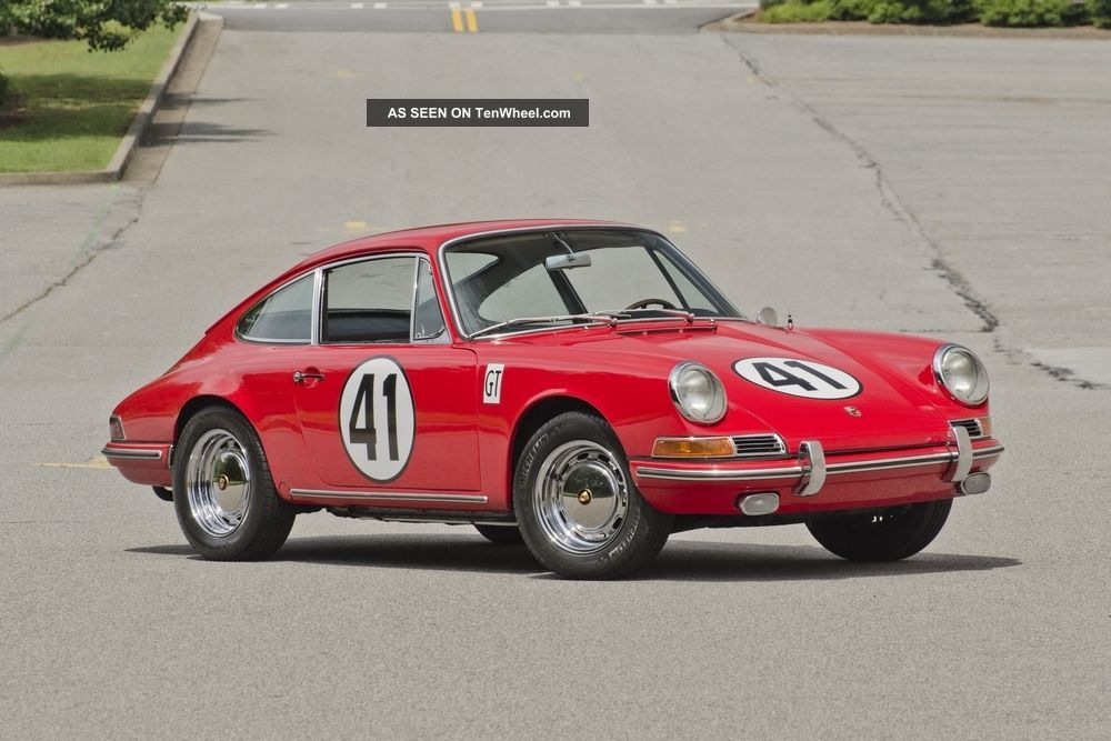 1965 Porsche 911 Ground - Up Vintage Sebring Participant 1967 911 photo
