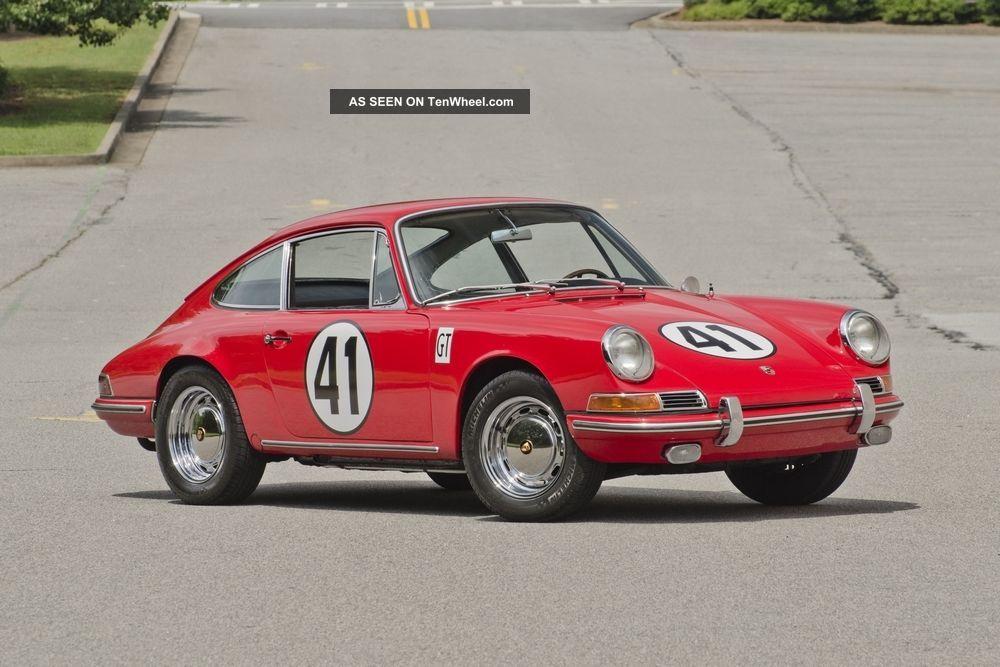 1965 Porsche 911 Ground - Up Vintage Sebring Participant 1967 911 photo