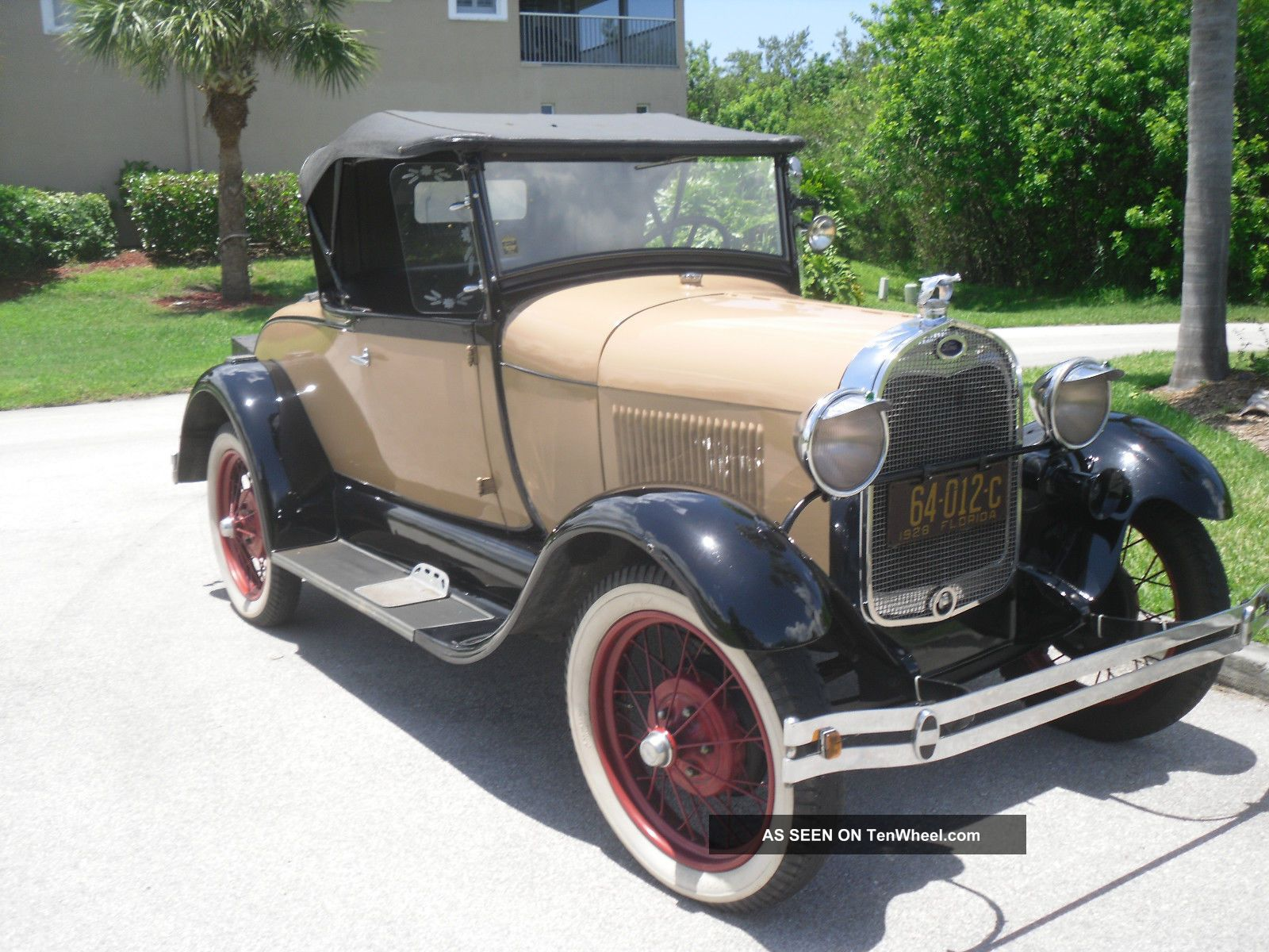 Springfield Buick Gmc >> 1928 Ford Model A Roadster