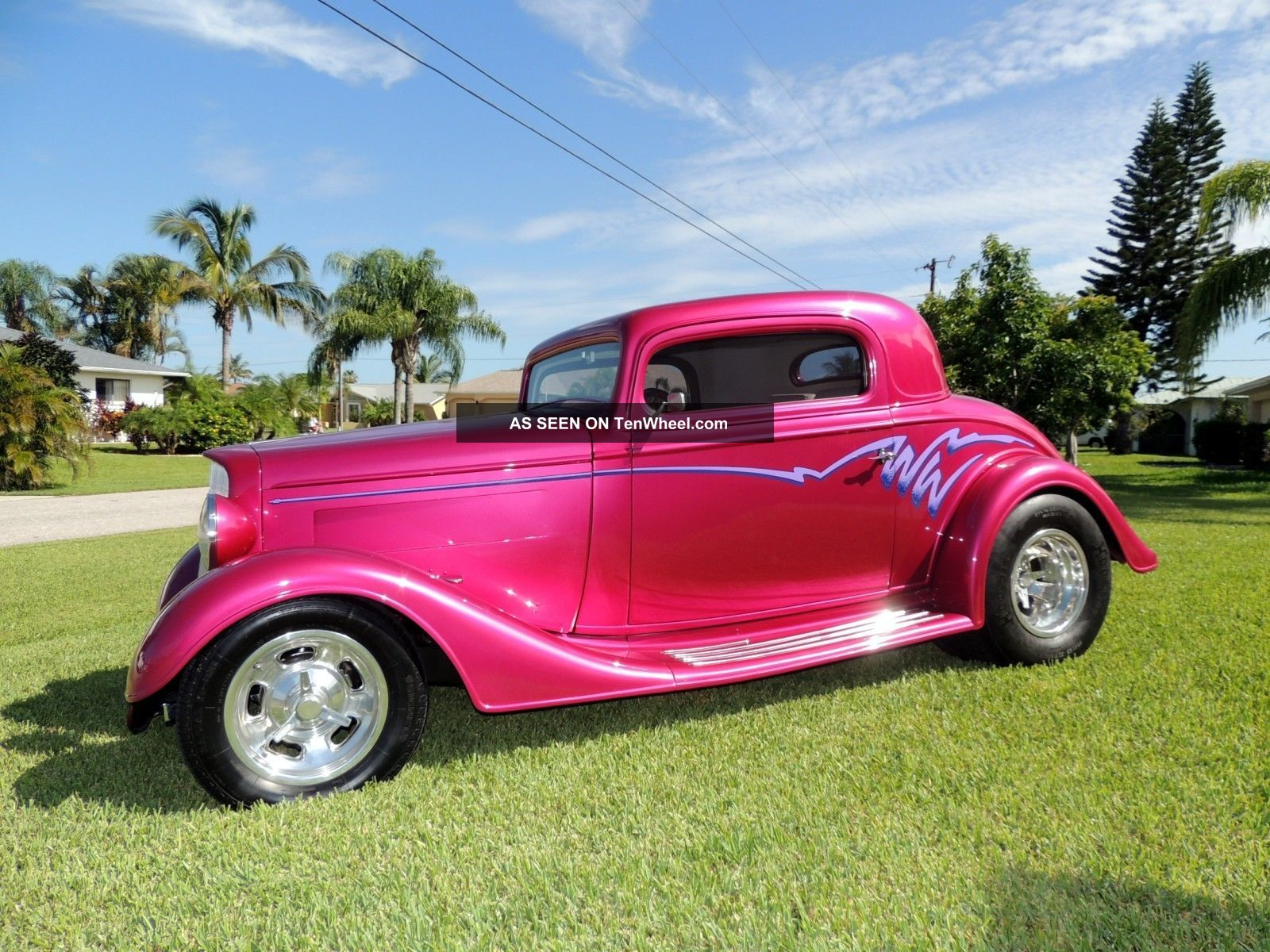 1934 chevrolet 3 window coupe for 1934 three window coupe