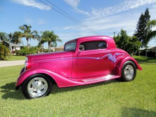 1934 Chevrolet 3 - Window Coupe photo