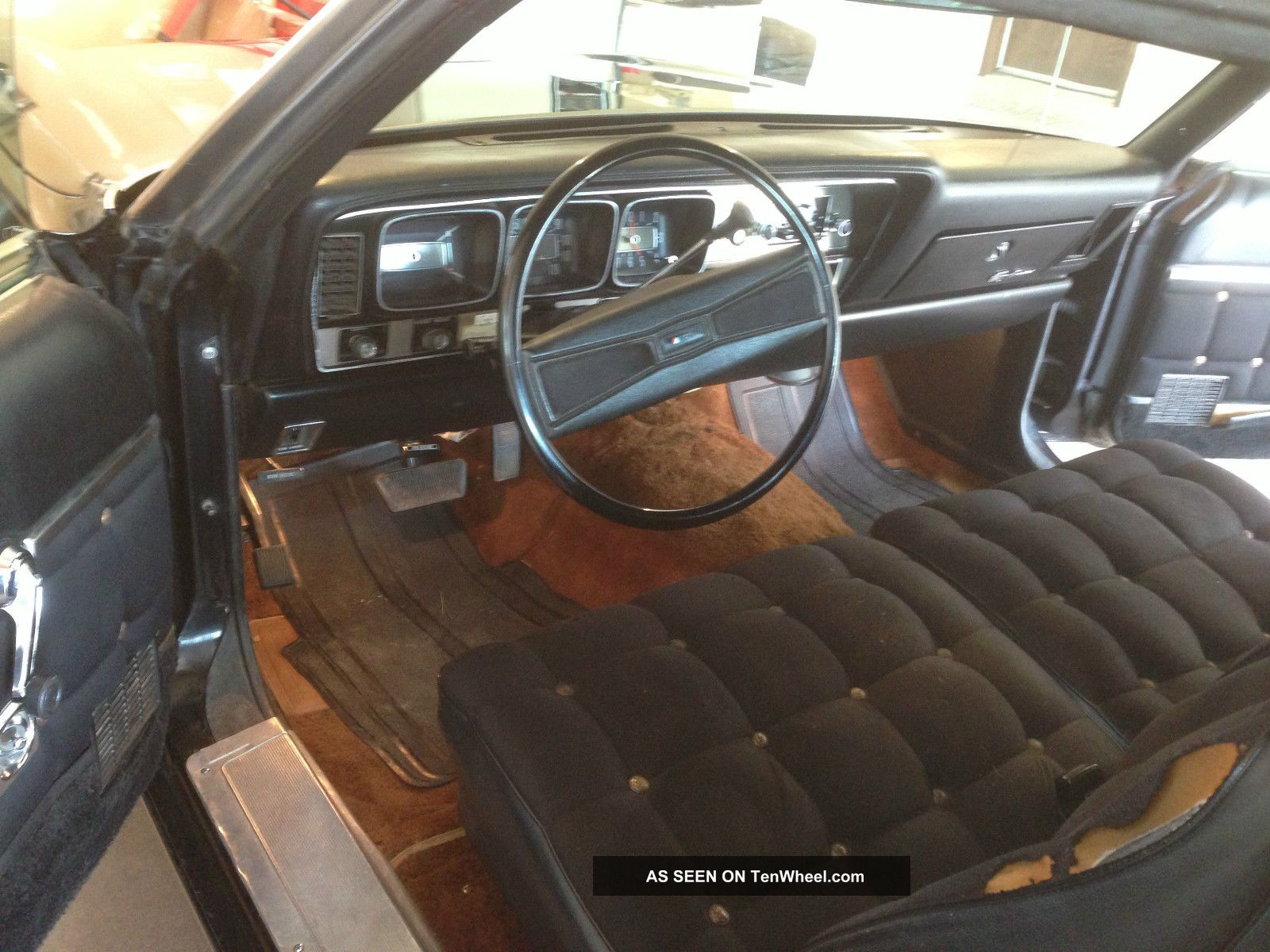 1974 Amc Matador 2 Door Coupe Oleg Cassini 401 Cu. In. Factory
