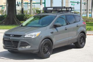 2013 Ford Escape Se (sema Show Vaccar Urban Escape Adventurer) photo