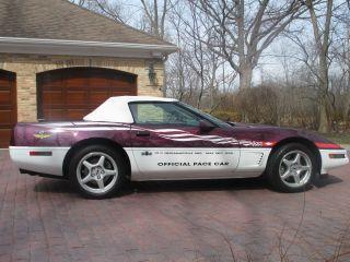 1995 Chevrolet Corvette Base Convertible 2 - Door 5.  7l photo