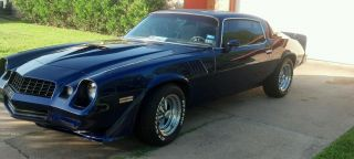 1979 Camaro Z28 79 - Look photo