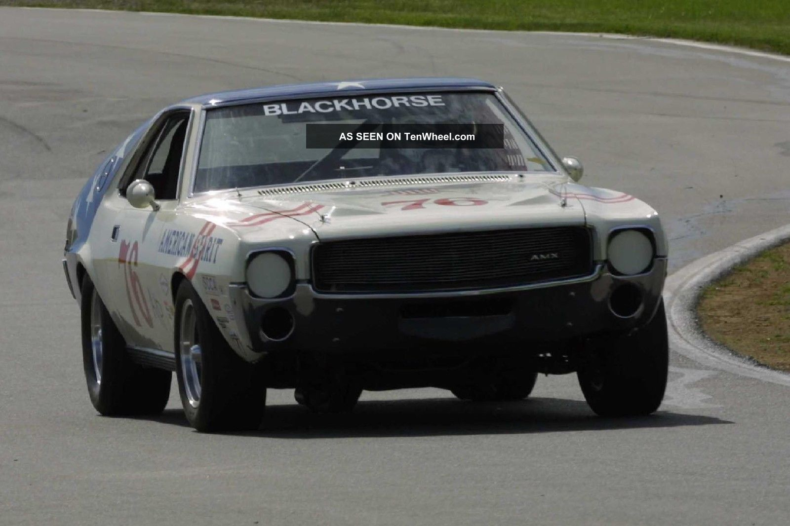 1968 Amx Race Car - Owner AMC photo
