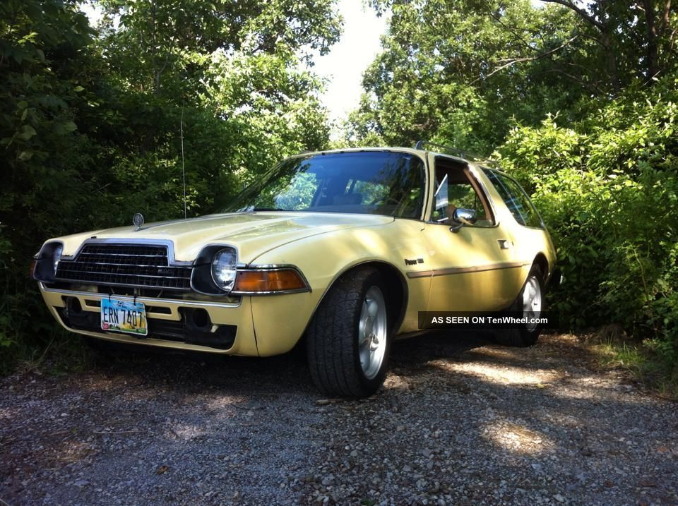 1979 Amc Pacer Wagon Dl AMC photo