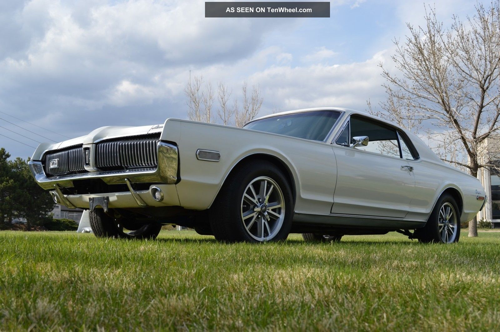 1968 Mercury Cougar 302 Ci Coupe 2dr. Cougar photo