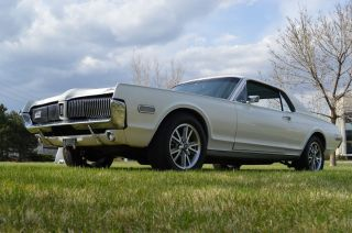 1968 Mercury Cougar 302 Ci Coupe 2dr. photo