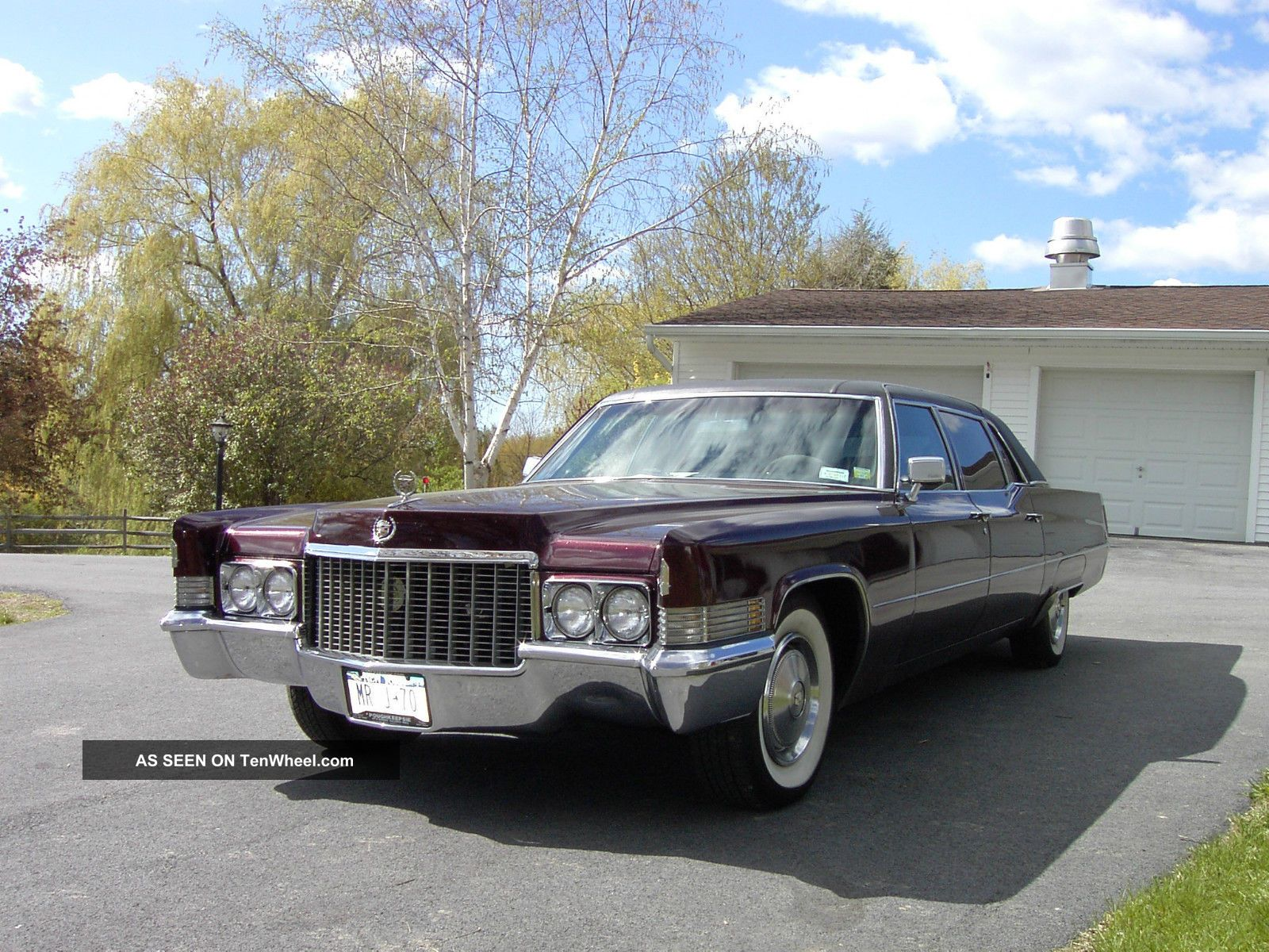 1970 Fleetwood Limousine Fleetwood photo