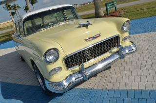 1955 Chevrolet 210 Wagon 210 Series With A / C photo
